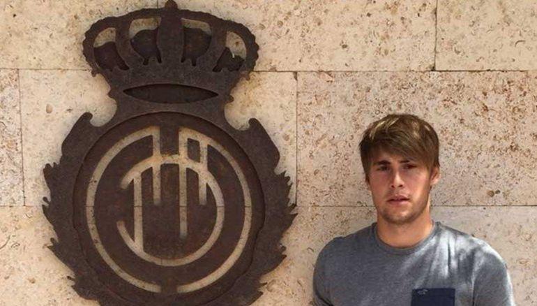 Mateu Ferrer se va del Real Mallorca