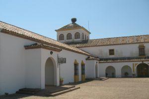 Centro de recepción y visitantes del Acebuche