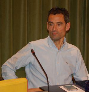 Ángel Llorens ha tomado posesión como concejal del Ayuntamiento de Cuenca