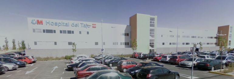 Uno de los hospitales del convenio sanitario con Madrid