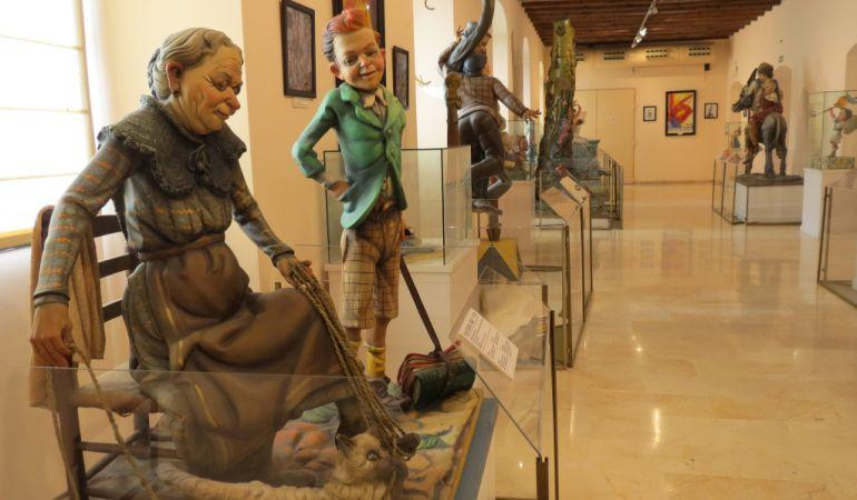 museo relacionado con las fallas: