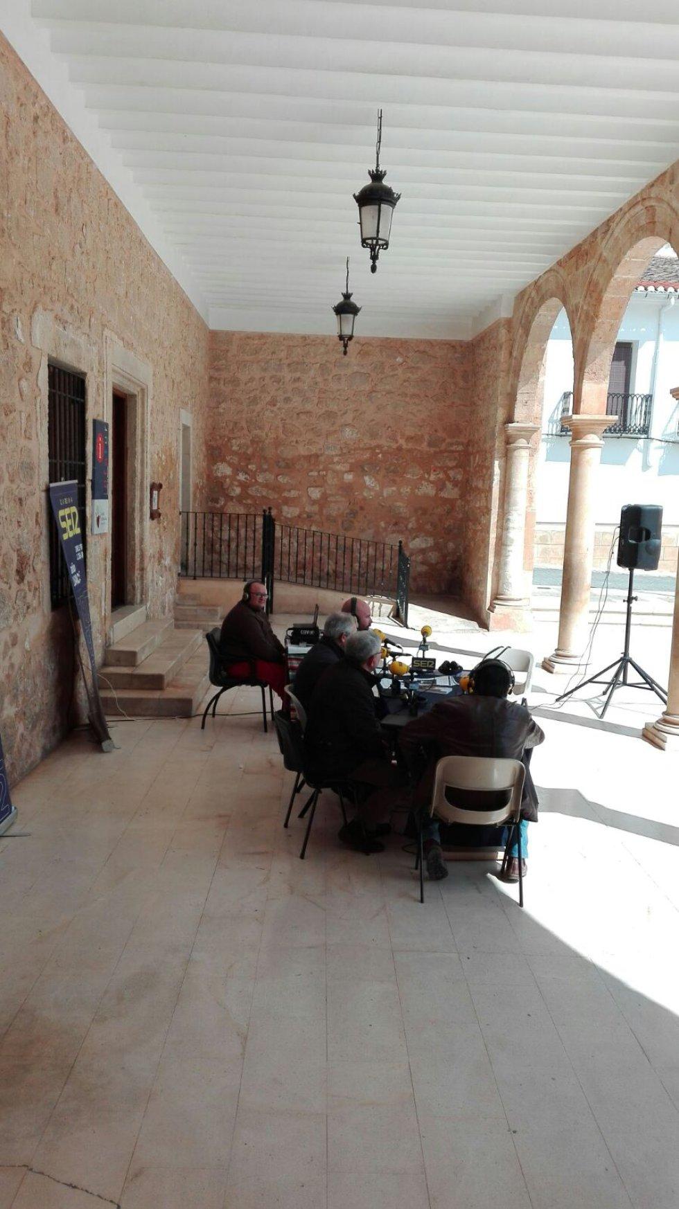 Las im genes del programa especial hoy por hoy albacete for Oficina de turismo albacete