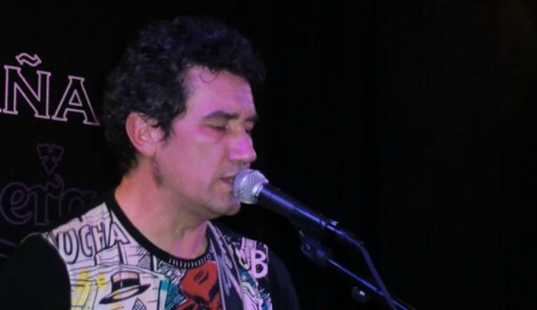 El músico vallisoletano Rafa Chail