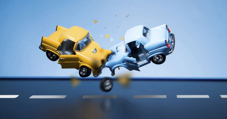 ¿Qué hacer si sufrimos un accidente de tráfico?
