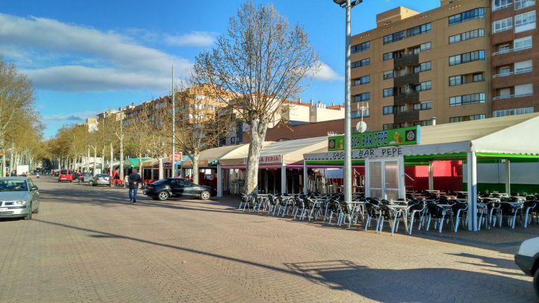 instagram hembra paseo en Albacete