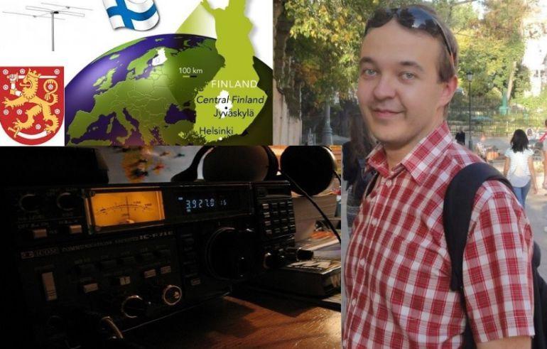 Radio Murcia se escucha en Finlandia