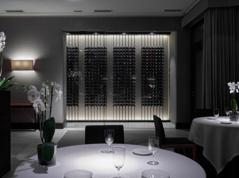 El restaurante mart n berasategui presenta nueva - Vinotecas en bilbao ...