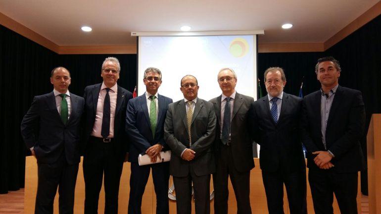 Presentación del Informe GEM de la Universidad de Extremadura y otras tres portuguesas.