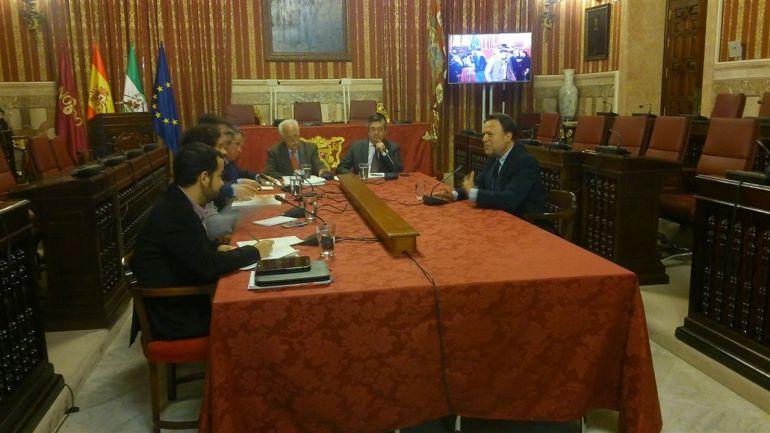 Monteseirín y Zoido niegan irregularides en el caso Fitonovo