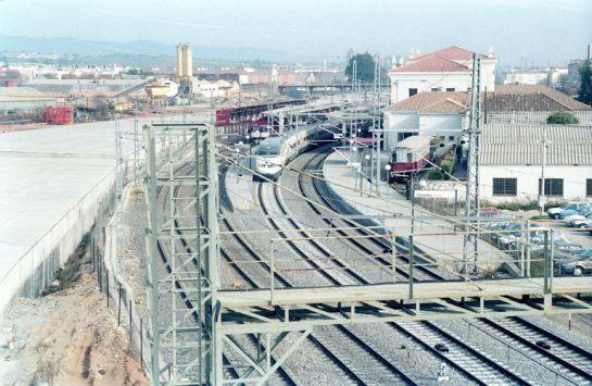 1993 - Ave en tránsito por Córdoba