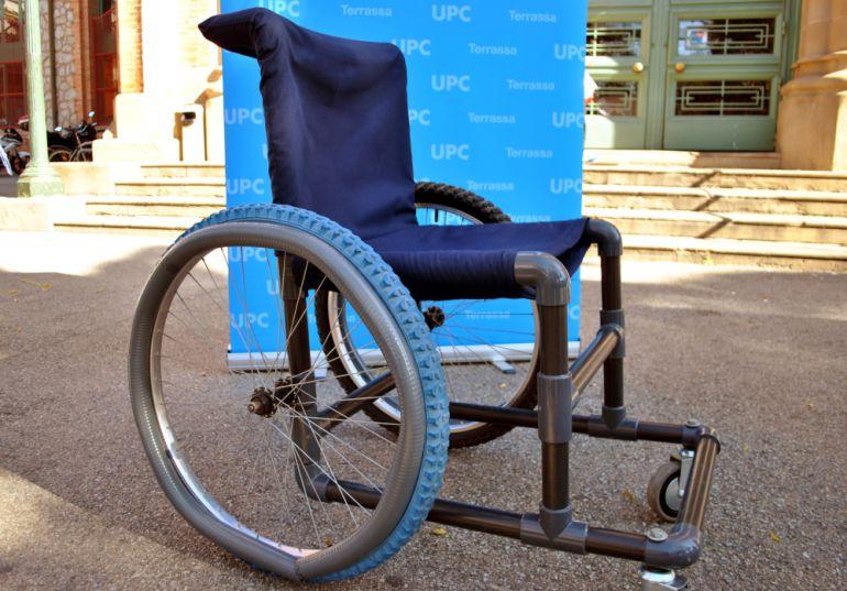 Silla de ruedas low cost r dio barcelona cadena ser - Alquiler silla de ruedas barcelona ...