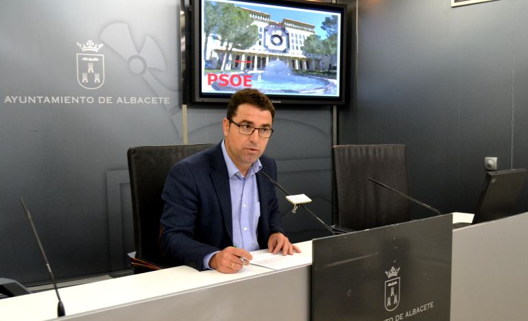 El psoe propone la apertura de una oficina de promoci n for Oficina zona azul talavera