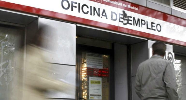 Epa el paro sube en madrid en personas durante el for Oficina de paro madrid