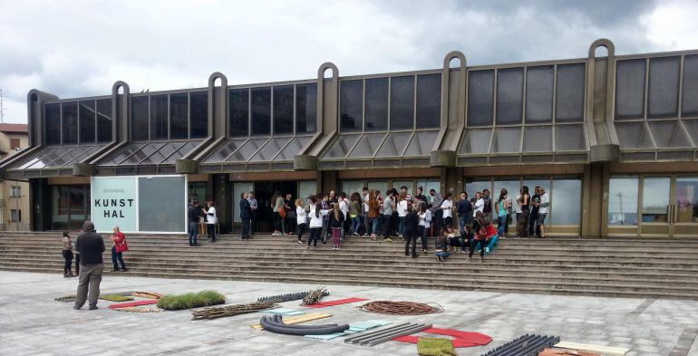 Kunsthal ser la universidad de dise o de gipuzkoa radio for Diseno de interiores san sebastian