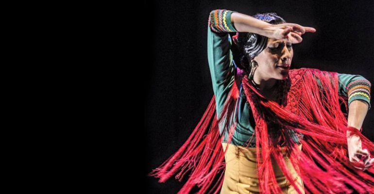 Palmira Durán ganadora en Baile de Alcobendas Flamenca