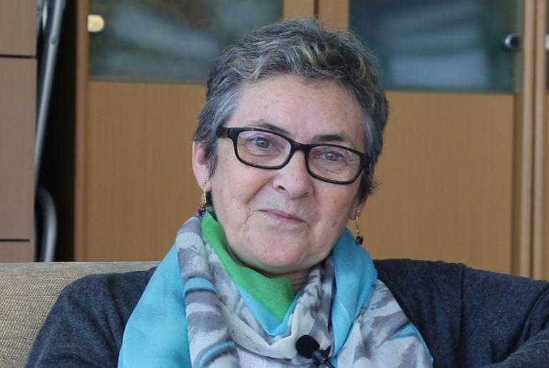 Teresa Rodrigo, directora del Instituto de Física de Cantabria (IFCA)
