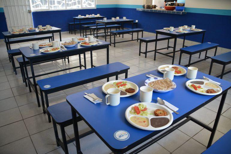 Desde este lunes se pueden pedir las ayudas de comedor for Ayudas para comedor escolar