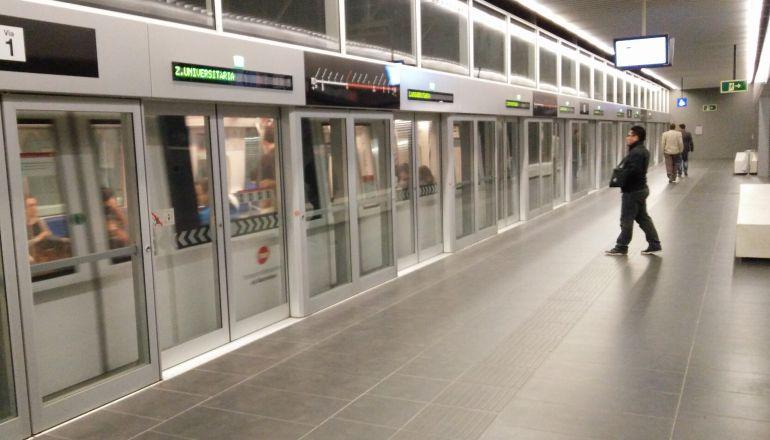 La línia 9 del metro al Prat del Llobregat
