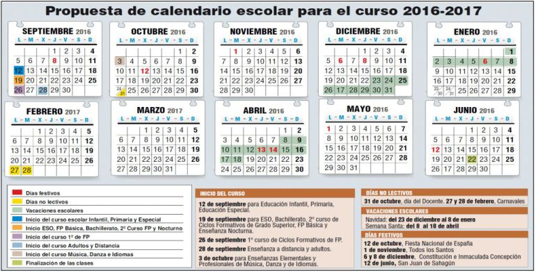 Calendario Rep Dom 2016   Calendar Template 2016
