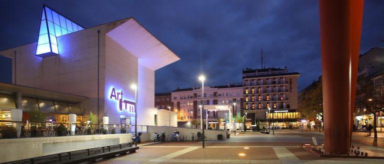 Artium celebra este fin de semana el d a de los museos con for Eventos en madrid este fin de semana