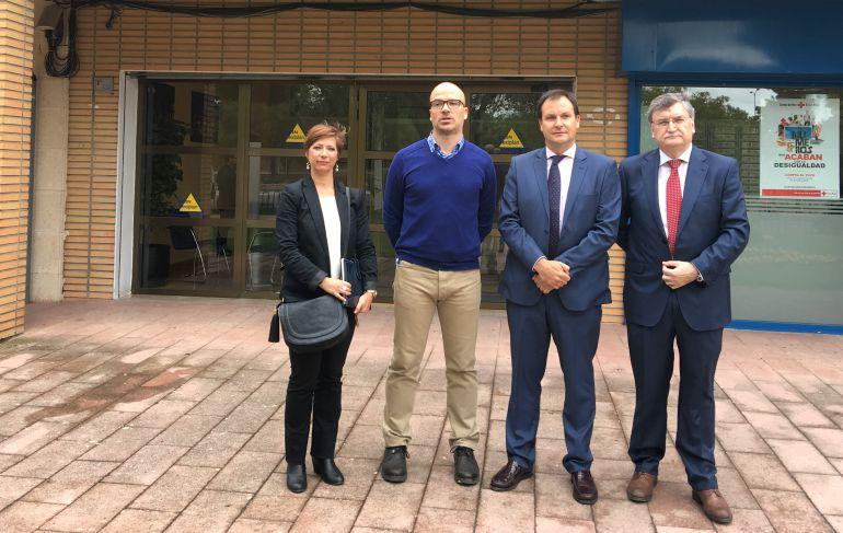 Eulen Flexiplan inaugura en Campollano una oficina para ayudar a los empresarios