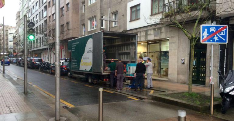Se trasladan las oficinas para tramitar el d n i en for Oficinas renovacion dni