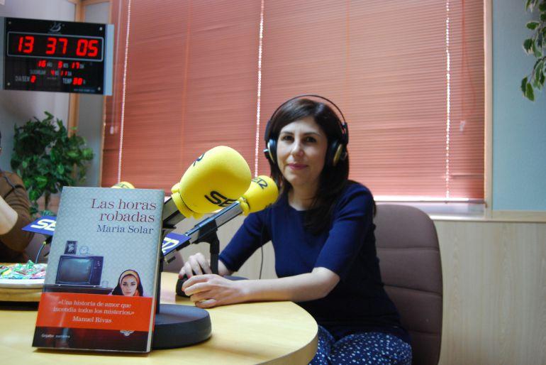 """María Solar: """"En la vida todo se puede cambiar"""""""