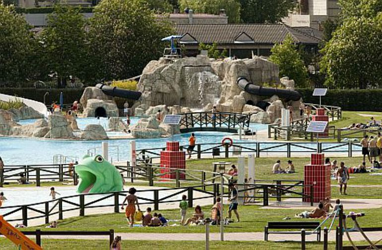 las piscinas municipales abren el 28 de mayo ser vitoria