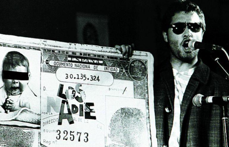 Los Nadie fueron una referencia en la música vallisoletana de los 80