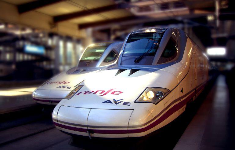 Dos modelos de AVE
