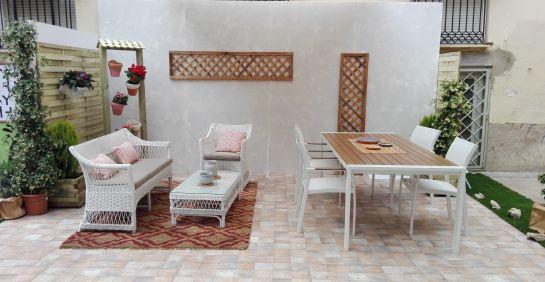 Muebles de terraza leroy merlin tendencia espejos de bao - Muebles terraza valencia ...