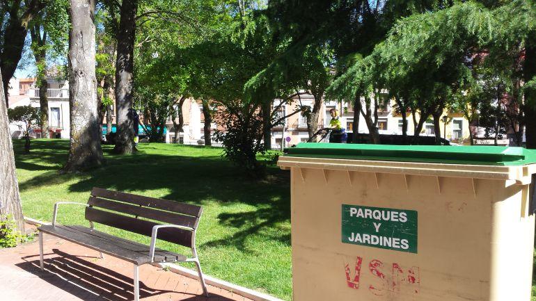Licitacion contrato de mantenimiento de parques y jardines for Mantenimiento parques y jardines