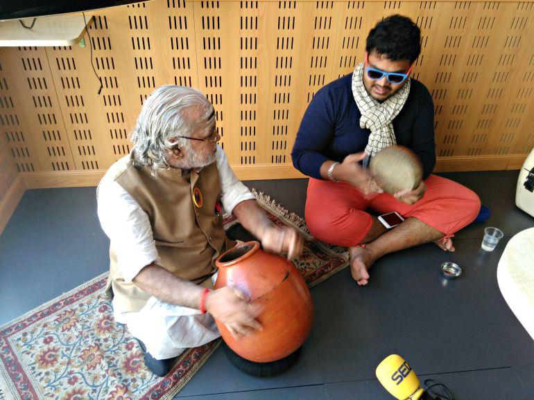 La India acerca su música a Valladolid