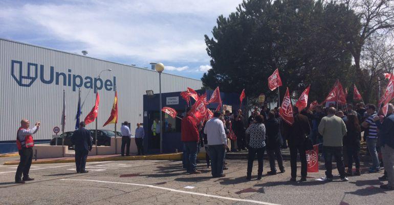 Colmenar viejo se solidariza con unipapel ser madrid norte hora 14 madrid norte cadena ser - Empresas colmenar viejo ...