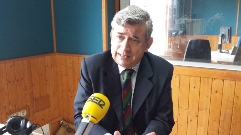 Rafael Losada, presidente de la Sala de lo Contencioso del Tribunal Superior de Justicia de Cantabria.
