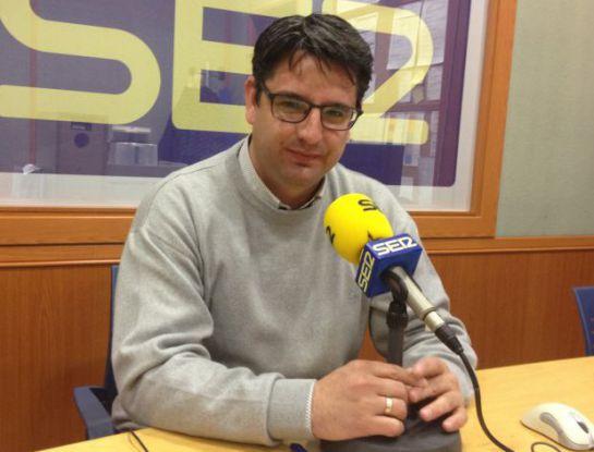 Pedro García, presidente del a Gerencia de Urbanismo del Ayuntamiento de Córdoba