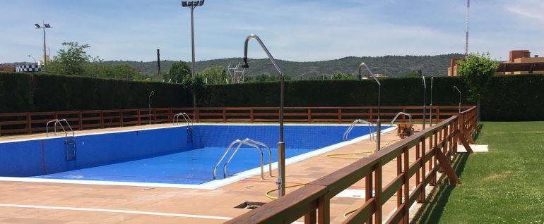 El mi rcoles d a 15 de junio se abren las piscinas for Piscina santa teresa albacete