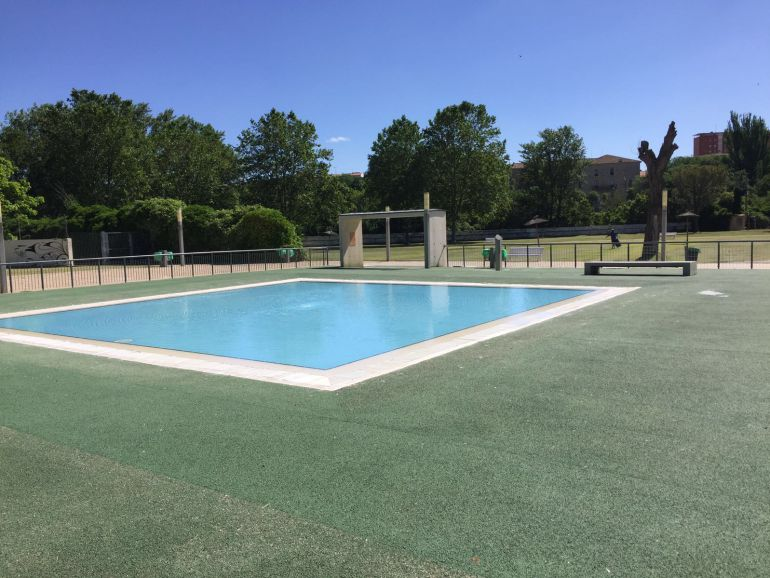 las piscinas de el sotillo ya han abierto sus puertas