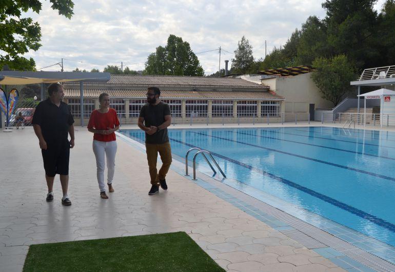 Vall d 39 uix la piscina municipal sant josep ya ha abierto for Piscina municipal castellon