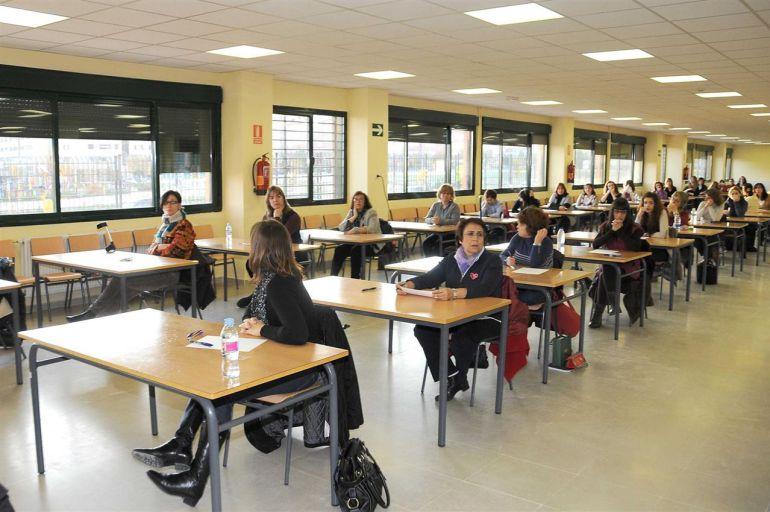 La falta de presupuestos provoca incertidumbre en las oposiciones a profesor