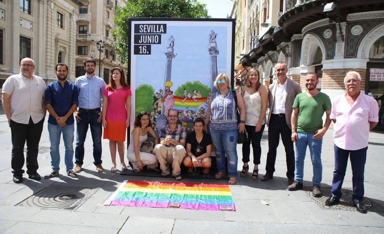 """Los colectivos LGTB exigen al PP que rectifique """"por incitar a la homofobia"""""""