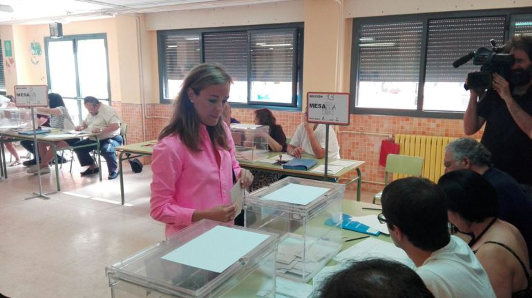 Carmen navarro espero que sea una jornada participativa - Carmen navarro en sevilla ...