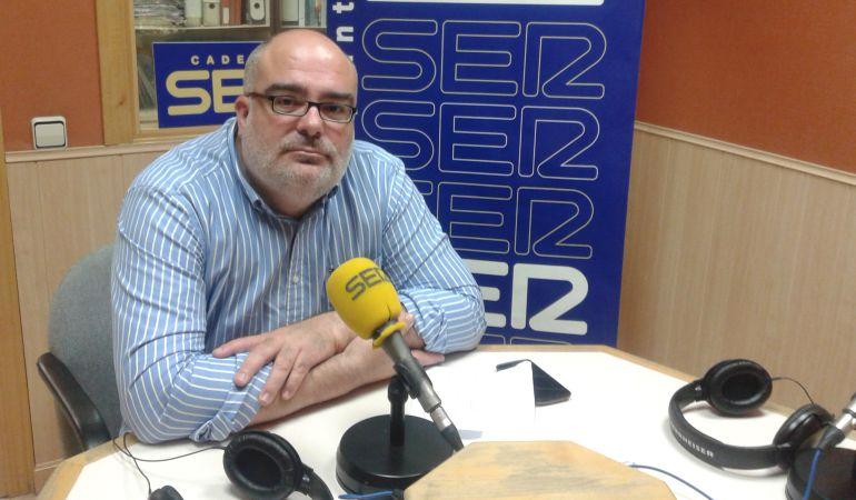 Felix Labrador lidera el el proyecto que estudia los Reales Sitios en la Comunidad de Madrid.