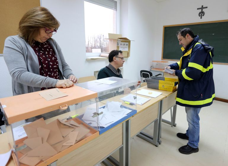 Elecciones: La Junta Electoral valida miles de votos de Unidos Podemos en Toledo declarados nulos