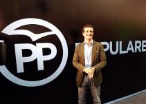 Pablo Casado pide al PSOE altura de miras para formar Gobierno con el PP