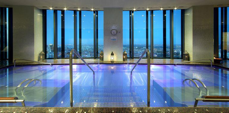 Hoteles de lujo flores y multitud de comidas en for Hoteles nh madrid con piscina