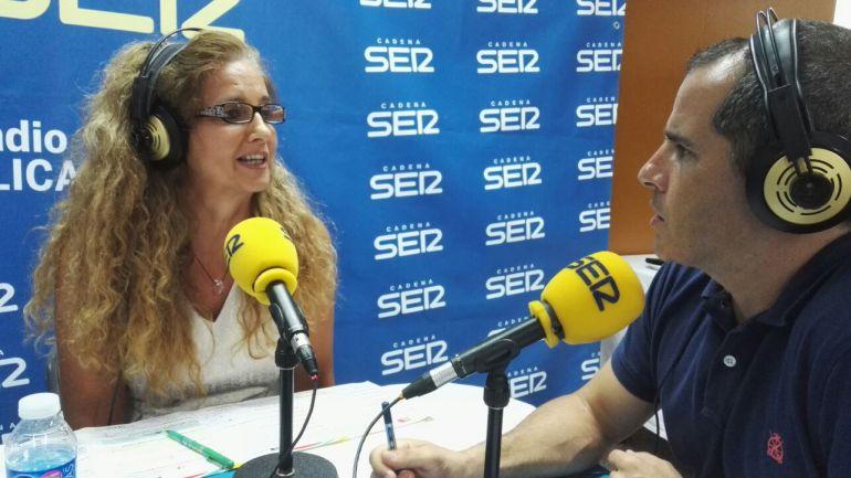 Catalina Iliescu, directora de la Universidad de Verano Rafael Altamira de la Universidad de Alicante