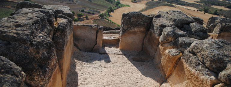 Arqueolog a cuenca un yacimiento de cuenca confirma la for Bazar la iberica