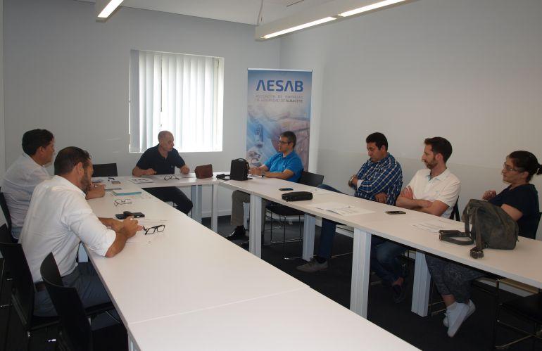 Reunión de AESAB