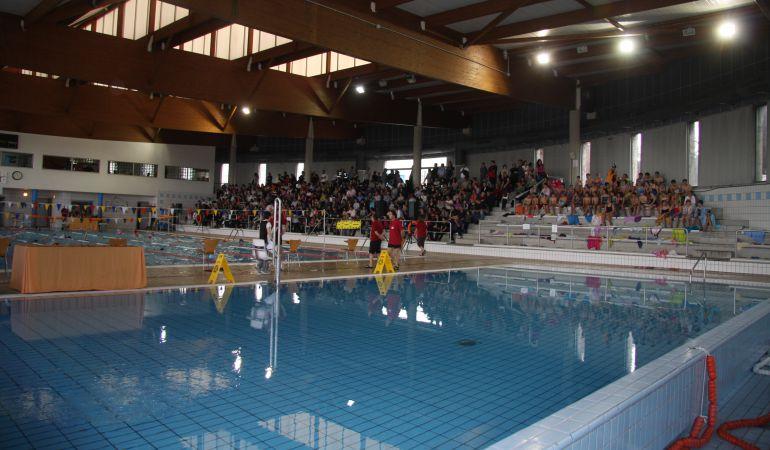 Recuperar la piscina de getafe norte costar a 12 millones for Piscina municipal getafe